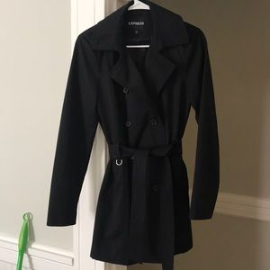 Express Trench Coat. Great condition.
